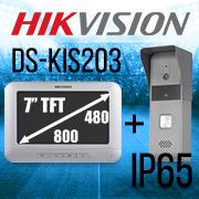 KIS 203!        Теперь с вызывной панелью IP65!