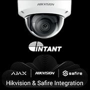 Подключение камер Hikvision и Safire к Ajax в 5 кликов